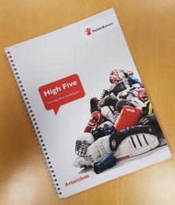 high-five utbildningsarbetsbok