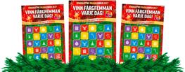 Bingolotto julkalender 2017