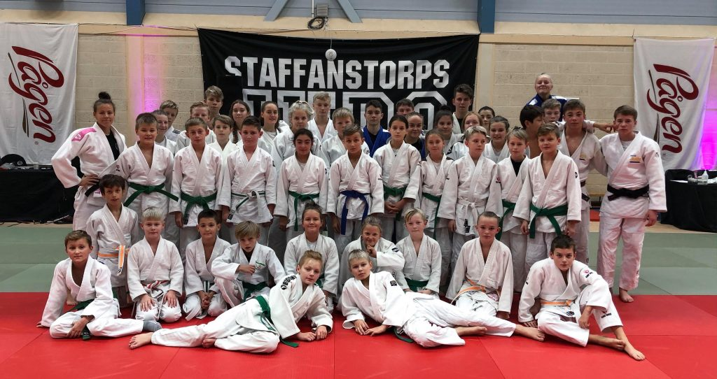 Staffanstorps judoklubbs deltagare 2019