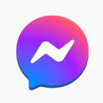 Facebook messenger ikon